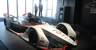 Porsche 99X Electric at the Zoute GP 2019