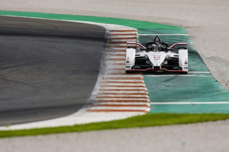 André Lotterer, Porsche 99X Electric - Valencia