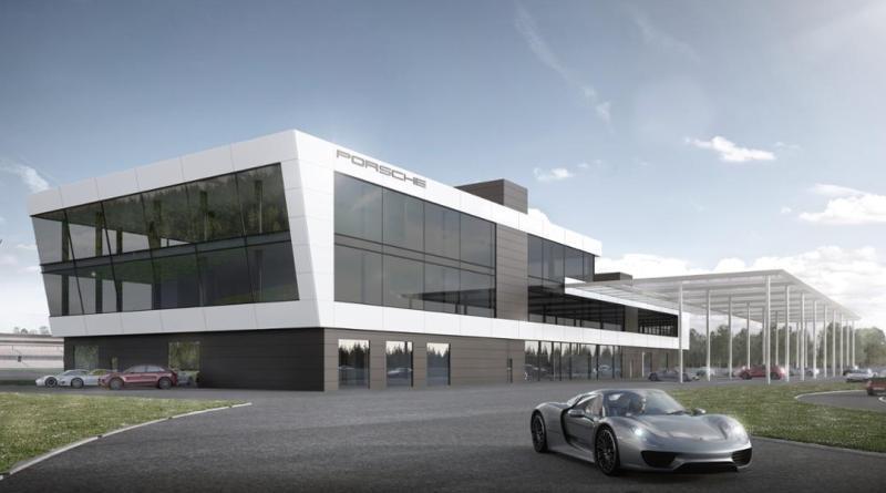 Porsche experience Centre Hockenheimring