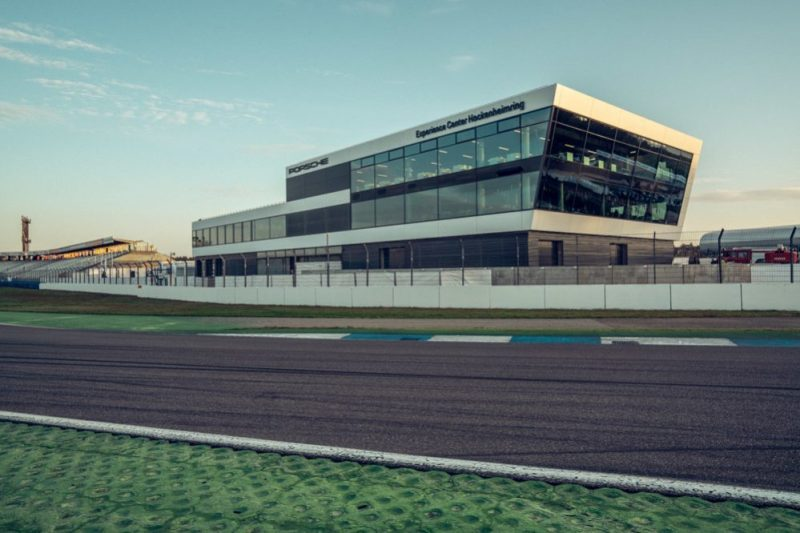 Porsche has opened the seventh Porsche Experience Center in the world at the Hockenheimring