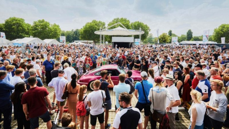 Sportscar Together Day, Porsche AG