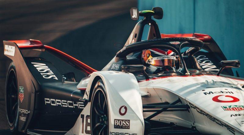 Neel Jani, #18 - Formula E Riyadh