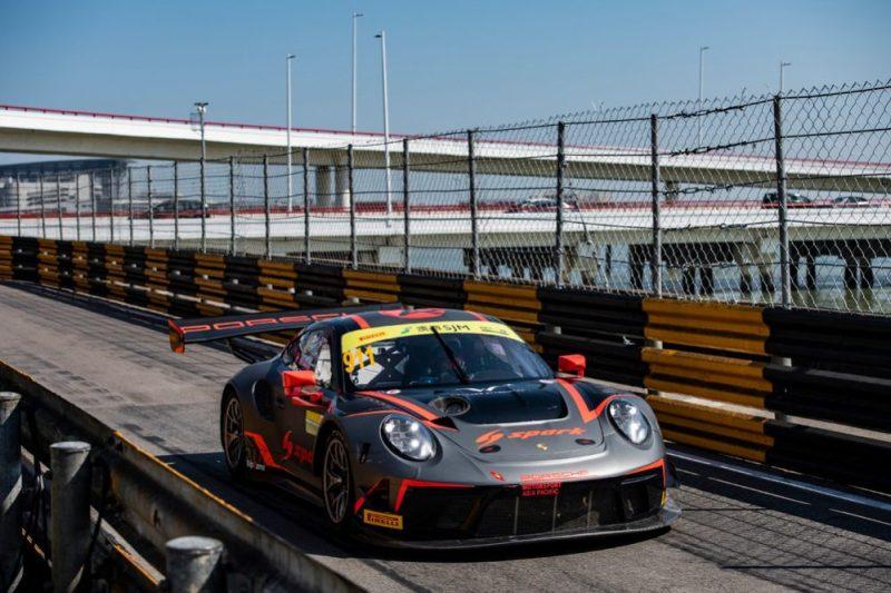 Porsche 911 GT3 R, Absolute Racing (911), Alexandre Imperatori (CH)