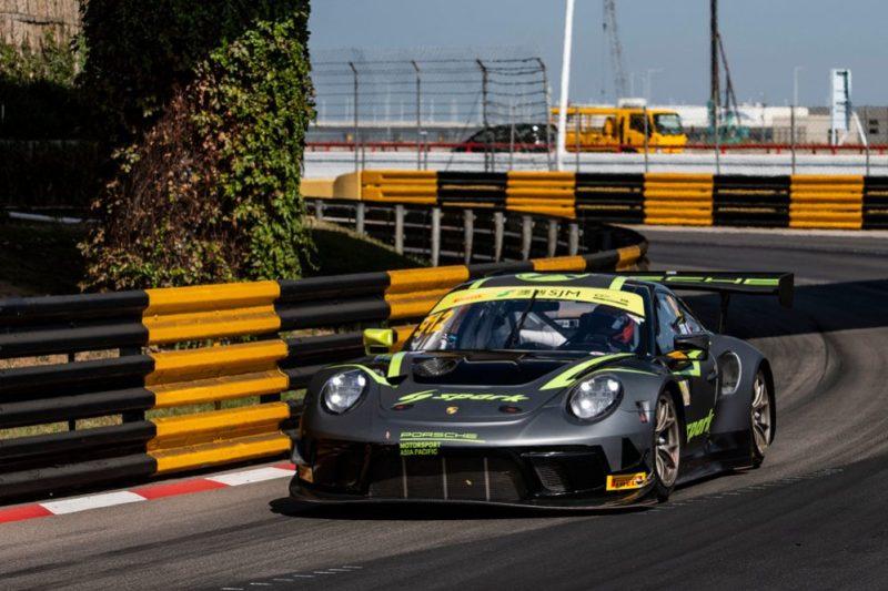 Porsche 911 GT3 R, Absolute Racing (912), Kevin Estre (F)