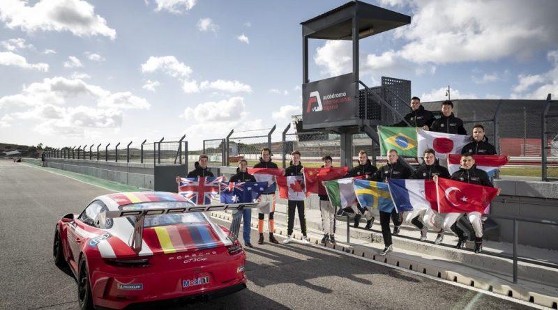 Porsche Motorsport Junior Programme, Porsche 911 GT3 Cup