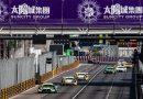 The 911 GT3 R, ROWE Racing (98), Earl Bamber (NZ), ROWE Racing (99), Laurens Vanthoor (B)-2