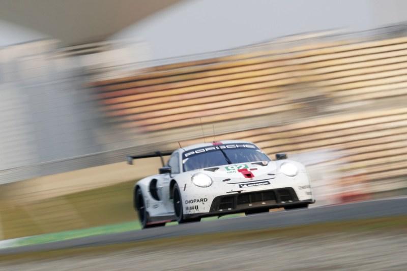Porsche 911 RSR, Porsche GT Team (92), Michael Christensen (DK), Kevin Estre (F)-2