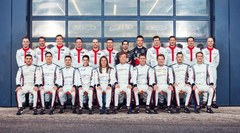 Porsche works driver 2020