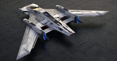 Porsche and Lucasfilm present starship design