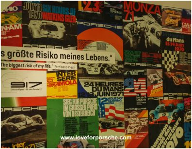 Porsche and Motorsport Calendars