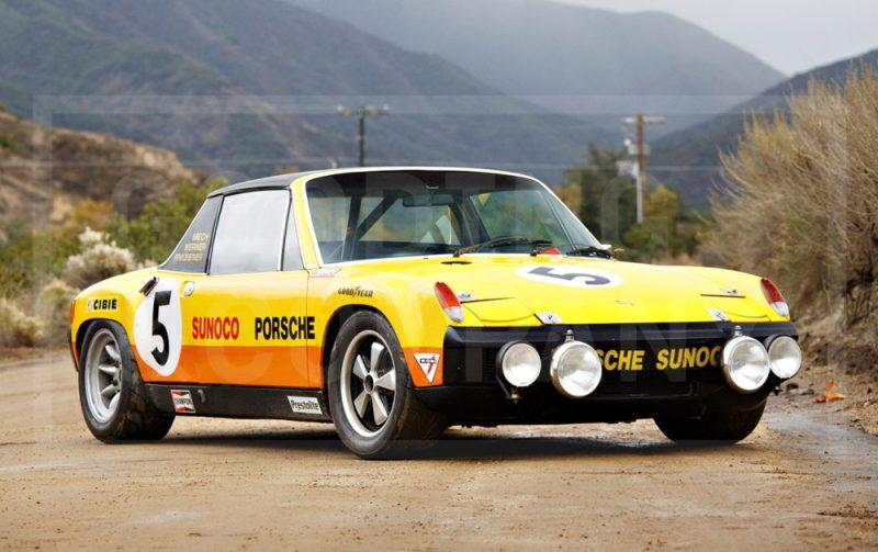 1970 Porsche 914/6 GT - Chassis 914 043 1017