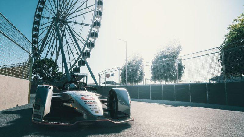 André Lotterer, Porsche 99X Electric, #36