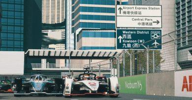 Formula E Race at Home Hongkong - Neel Jani