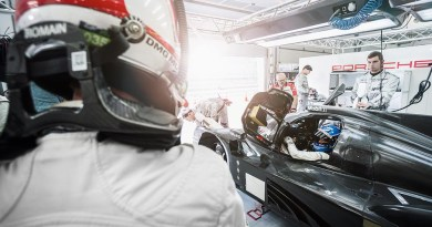The Porsche Motorsports season 2014