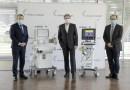 Porsche donates to Stuttgart hospitals
