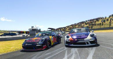 Porsche Esport Supercup Zandvoort