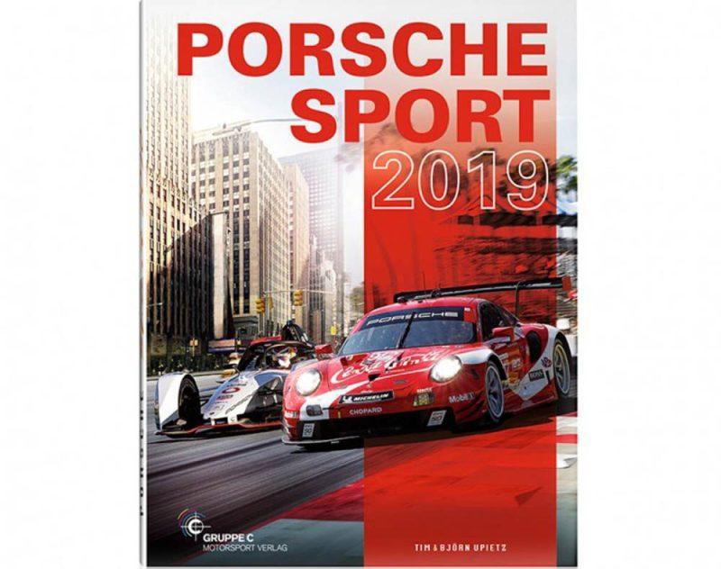 Porsche Sport 2019 Book Cover