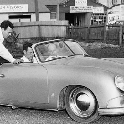 1951 Porsche 356 Cabriolet