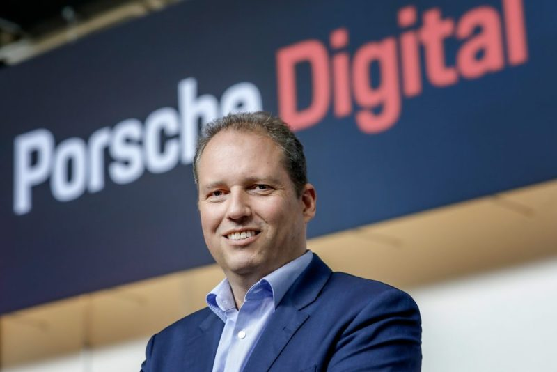 Stefan Zerweck, Chief Operating Officer of Porsche Digital