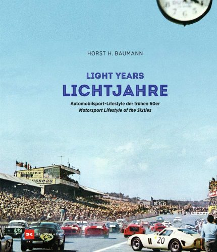 Lightyears - Lichtjahre Book Cover
