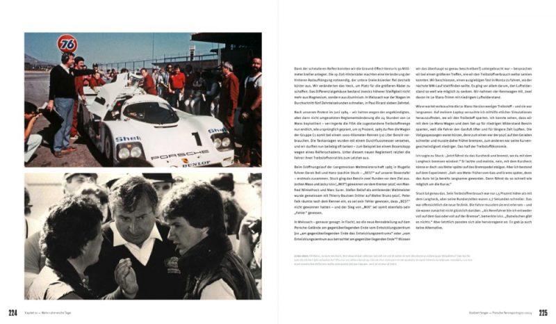 """""""Norbert Singer : Porsche Rennsport 1970 - 2004"""""""