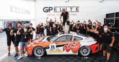 Larry ten Voorde (NL), Team GP Elite, Porsche Mobil 1 Supercup, Monza 2020