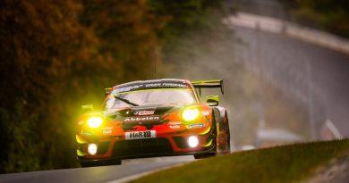 Top Qualifying Nürburgring 24 Hours