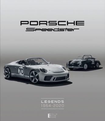 Porsche Speedster Legends 1954 – 2020 Book Cover