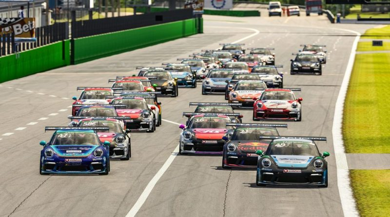 Start esports supercup Monza