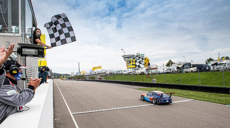 1st victory Dylan Pereira in Porsche Carrera Cup Germany