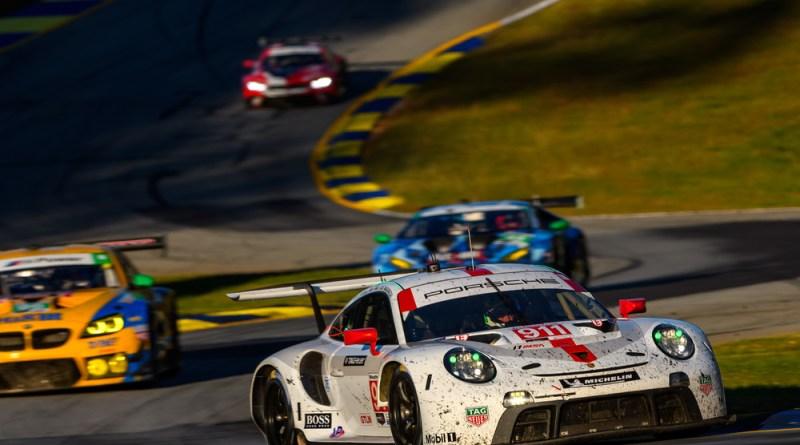 Porsche wins IMSA race at Braselton Petit Le Mans