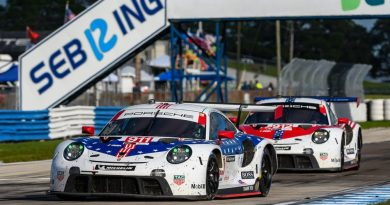 Porsche victory 2020 Sebring 12H