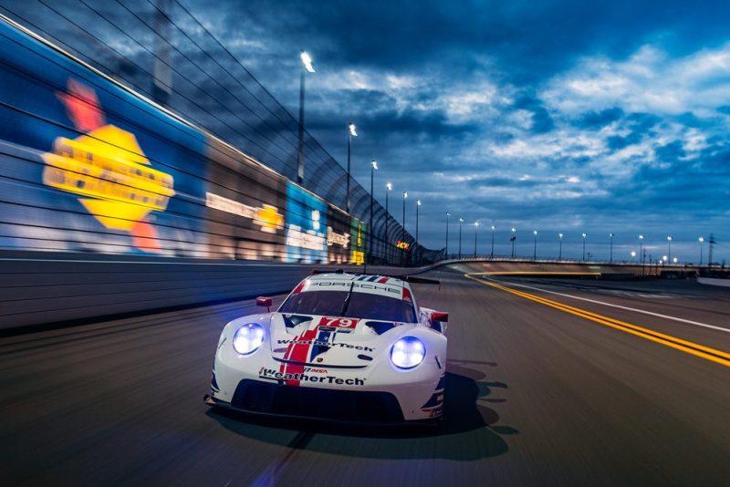 Porsche 911 RSR, WeatherTech Racing #79, Cooper MacNeil (USA), Gianmaria Bruni (I), Richard Lietz (A), Kevin Estre (F) - (c) WeatherTech Racing