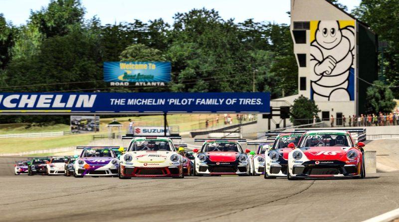Porsche TAG Heuer Esports Supercup Braselton
