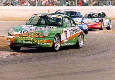25 Years Manthey-Racing: Olaf Manthey (D), Porsche 911 Cup (964), Porsche Carrera Cup Deutschland (1990)