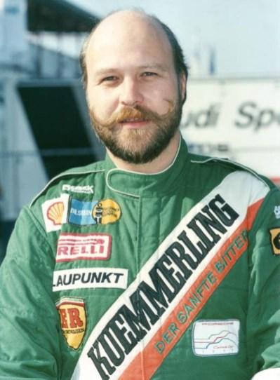 25 Years Manthey-Racing: Olaf Manthey (D), Porsche Carrera Cup Deutschland (1990)
