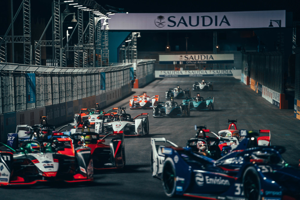photo of Porsche determined to build on strong performance  for the Formula E races in Rome image