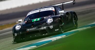 Line up Le Mans