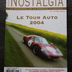 Porsche Magazine Nostalgia 6 ( May - June 2004)