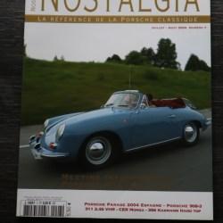 Porsche Magazine Nostalgia 7 (July - August 2004)