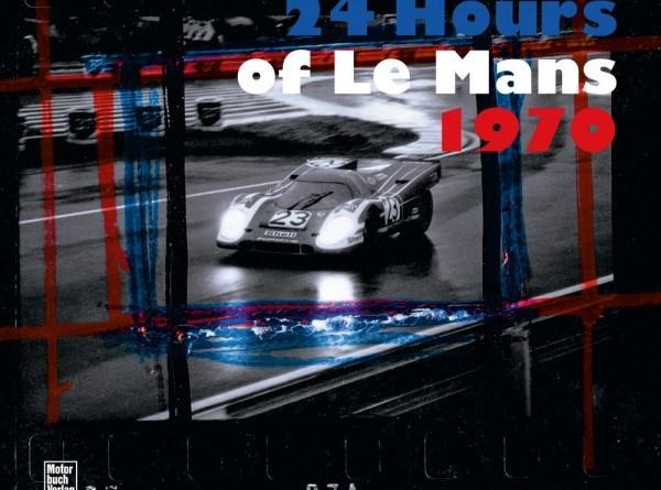 Book 24 hours of Le Mans - Motor Buch Verlag - Edition Porsche Museum