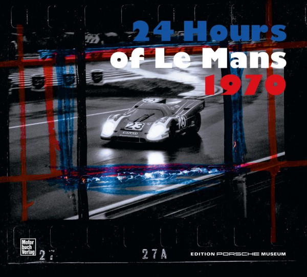 24 Hours of Le Mans Book Cover