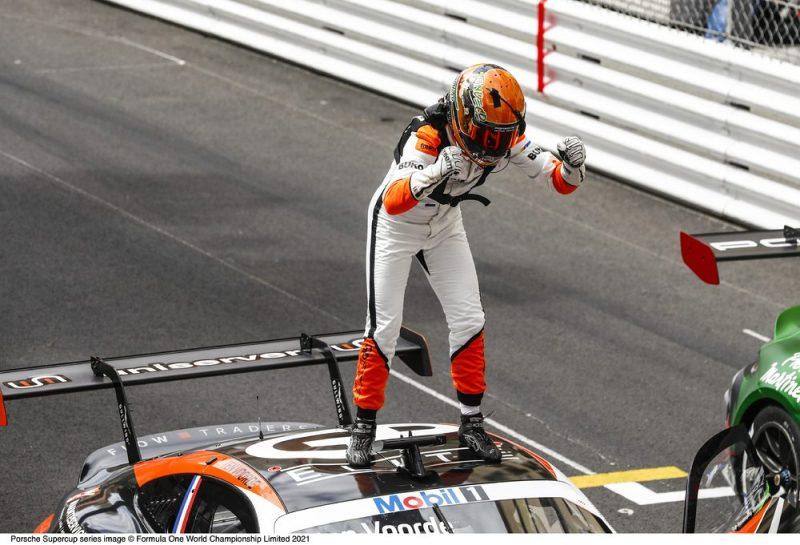 Larry ten Voorde (NL), Team GP Elite, Porsche Mobil 1 Supercup, Monaco 2021