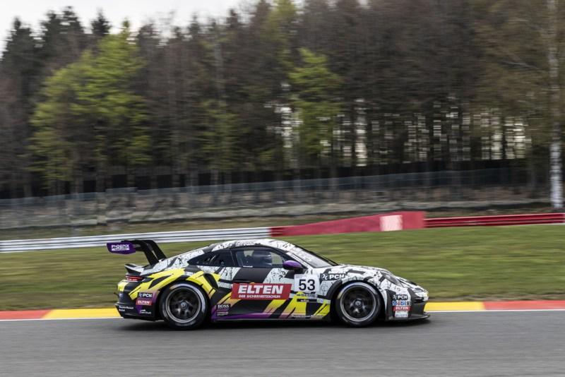 Porsche 911 GT3 Cup, Ayhancan Güven (TR), Porsche Carrera Cup Deutschland, Spa-Francorchamps 2021