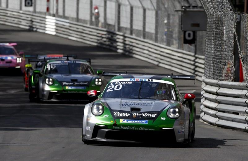 orsche 911 GT3 Cup, Jaxon Evans (NZ), Porsche Mobil 1 Supercup, Monaco 2021