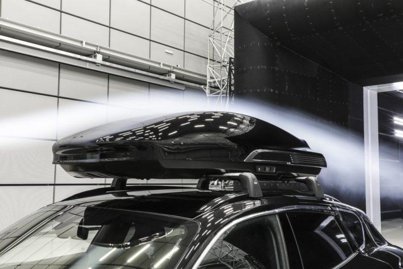 Porsche Tequipment Performance roof box