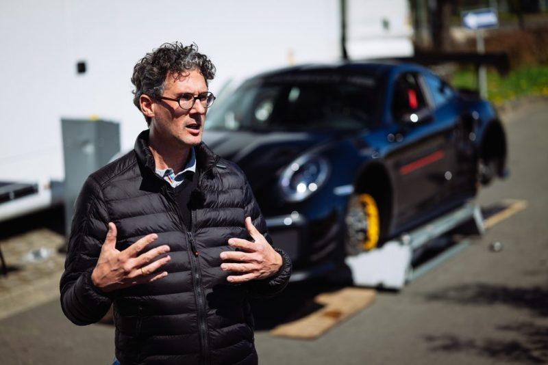 Frank-Steffen Walliser, Porsche 911 GT2 RS; Lap record Nürburgring 2021