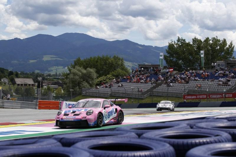 Porsche 911 GT3 Cup, Ayhancan Güven (TR), Porsche Mobil 1 Supercup, Spielberg 2021