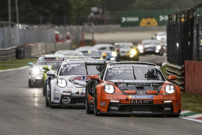 Porsche 911 GT3 Cup, Larry ten Voorde (NL), Porsche Carrera Cup Deutschland, Monza 2021