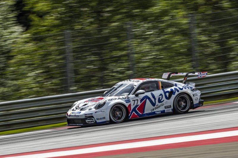 Porsche 911 GT3 Cup, Leon Köhler (D), Porsche Carrera Cup Deutschland, Red Bull Ring 2021